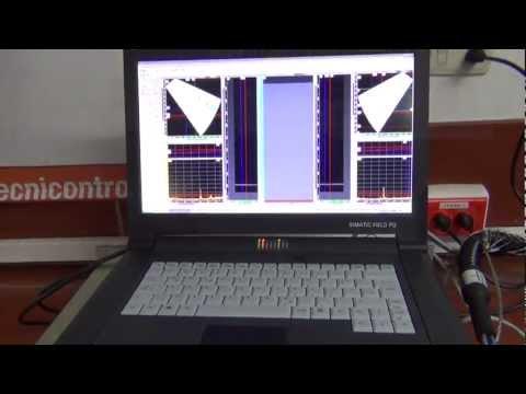 Inspección Phased Array + TOFD utilizando Focus LT