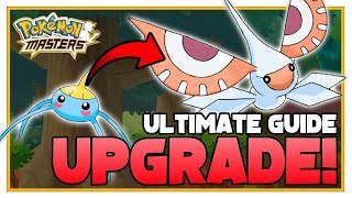 POKEMON MASTERS | Ultimate Beginners Guide To Upgrade Your Sync Pairs!