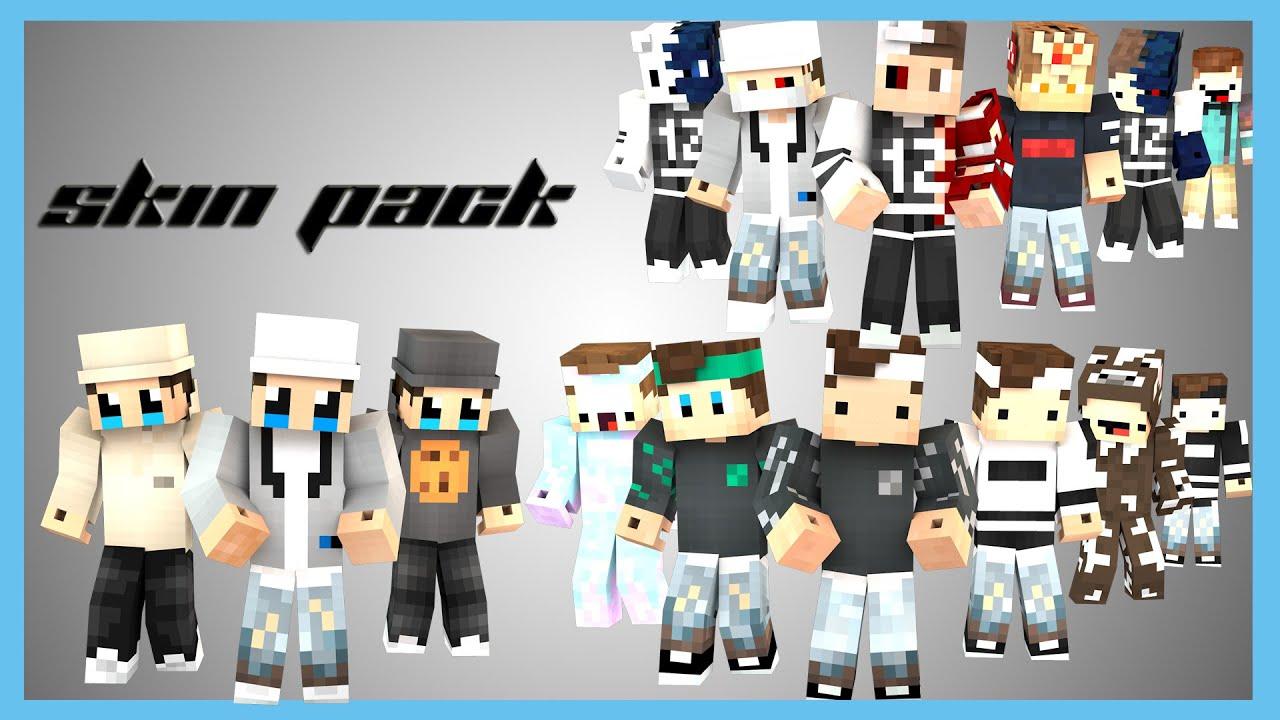 Minecraft SKIN PACK Skins Abo Special Reborn - Skins fur minecraft pvp