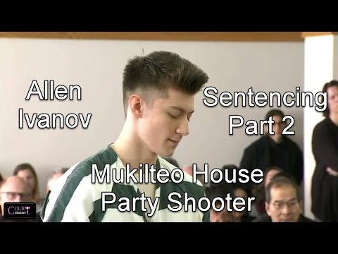 Allen Ivanov Sentencing Part 2 01/12/17