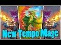 New Tempo Mage