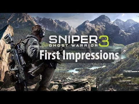 'Sniper: Ghost Warrior 3' First Impressions