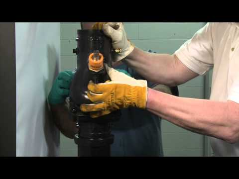 Anvil International - Industrial Valves - FTV-S Tri Service Valve Installation Video