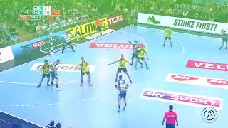 Dmitry Zhitnikov Goal Show vs Rhein-Neckar Löwen