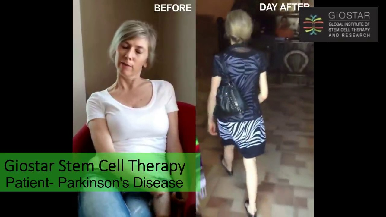 Stem Cell Therapy For Parkinson S Disease Youtube