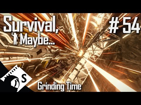 Survival, Maybe... #54 Grinder Pit (A Space Engineers Survival Series)