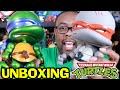 TMNT UNBOXING - Teenage Mutant Ninja Turtles Mystery Gifts