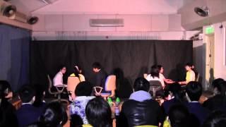 2014/15 香港學校戲劇節 - 襄融的畫 (Part 1