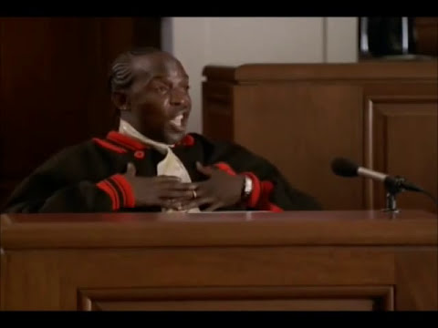 Omar In Court (the Wire)