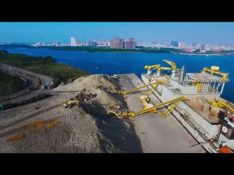 Jan De Nul Group - Rock Installation and ballasting