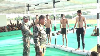 Indian Army Open Rally Bharti News 2019 Today ( Indian Army Pull Ups Live in Hindi )