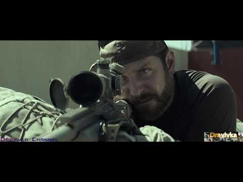 Ребёнок Берёт в Руки РПГ-7 ... отрывок из фильма (Снайпер/American Sniper)2014