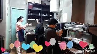 대청호펜션 커피하우스 오픈 준비