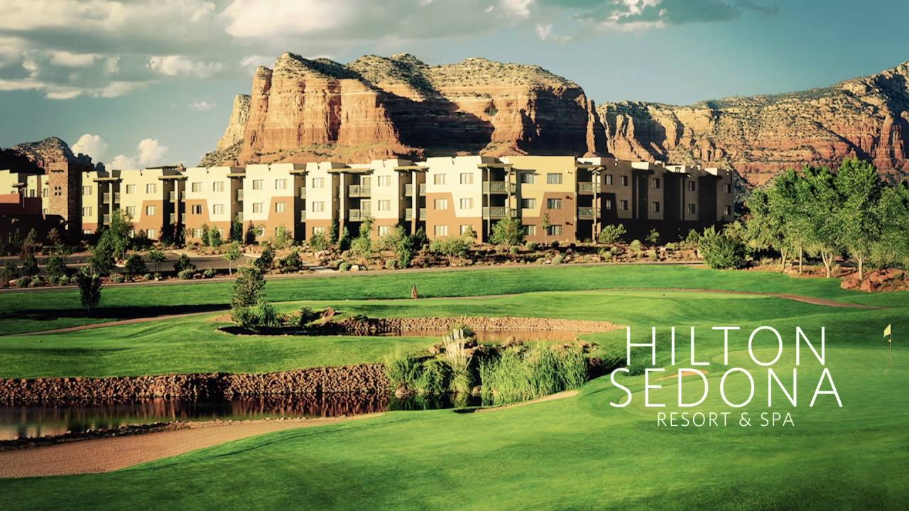 hilton sedona resort at bell rock youtube. Black Bedroom Furniture Sets. Home Design Ideas