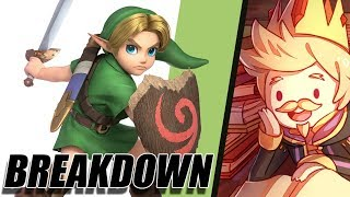 Breakdown & Analysis: Young Link - Super Smash Bros Ultimate