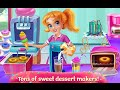 "My Sweet Bakery Donut Shop ""Tabtale Casual"" ""Open All Part"" ""Last Update"" Android Gameplay Video"