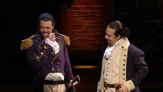 """The origins of the revolutionary musical """"Hamilton"""""""