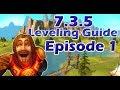 7.3.5 Leveling Guide - Episode 1 (Level 1-60)