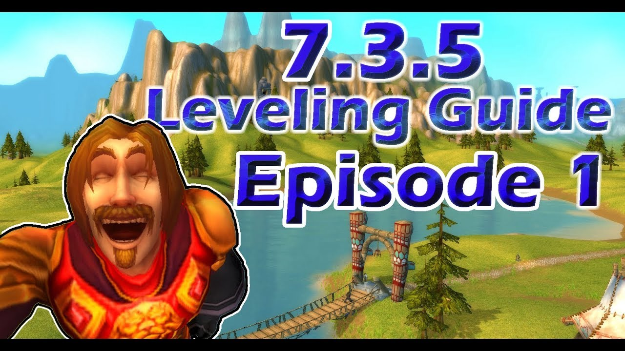 Level 1-60 leveling guide – oni player.