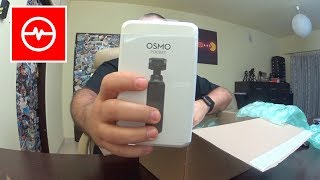DJI Osmo Pocket PL - mini gimbal z kamerą 4K. Idealna kamera do vlogowania?
