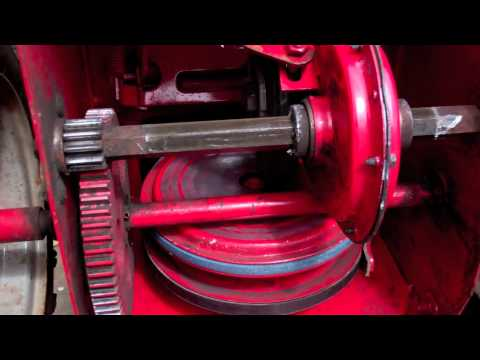 Snow Blower Friction Drive Amp Tight Shift Lever Youtube