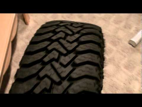 Goodyear Wrangler Authority Tires 31x10 50r15 Jeep Zedjay Youtube
