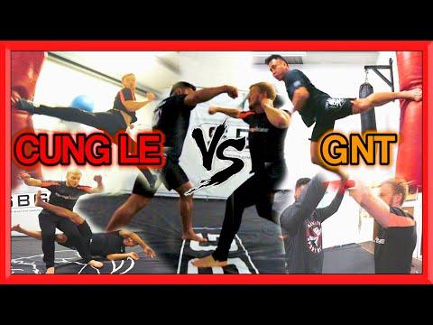 CUNG LE & GNT Martial Arts Training Sampler | MMA & TAEKWONDO