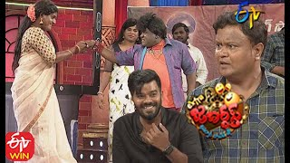 Bullet Bhaskar & Awesome Appi Performance | Jabardasth | 19th February 2021 | ETV  Telugu