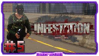 INFESTATION: SURVIVOR STORIES Gameplay w/ Dazran303   Caliwood PTE Montage #5   WarZ Gameplay