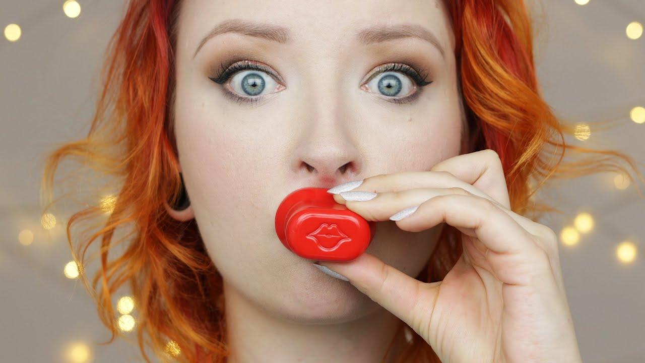 Kylie Jenner Challenge Nieeeeee Red Lipstick Monster