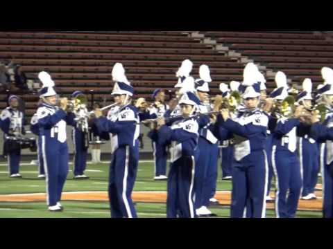 Poland Seminary High School at 2016 Massillon Band Night  1 of 3