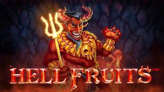 MaxBet online kazino - Hell Fruits by SYNOT