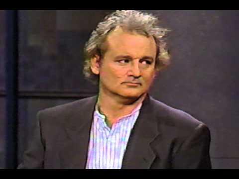 Letterman: Bill Murray interview [1993]