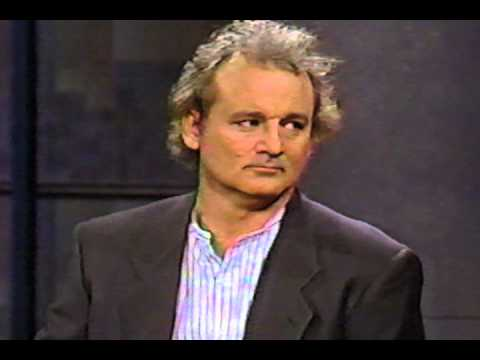 Letterman: Bill Murray  1993