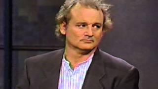 Letterman | Bill Murray interview | Groundhog Day | 1993