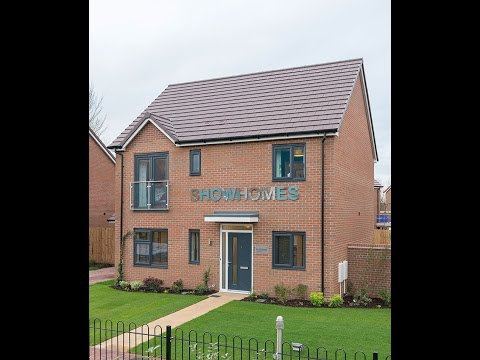 St Modwen Homes  - The Chichester @ Trentham Manor Stoke On Trent, Staffordshire By Showhomesonline