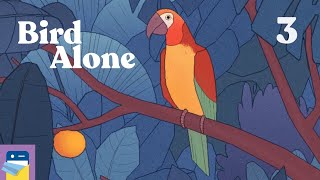 Bird Alone: iOS Gameplay Part 3 (by George Batchelor)
