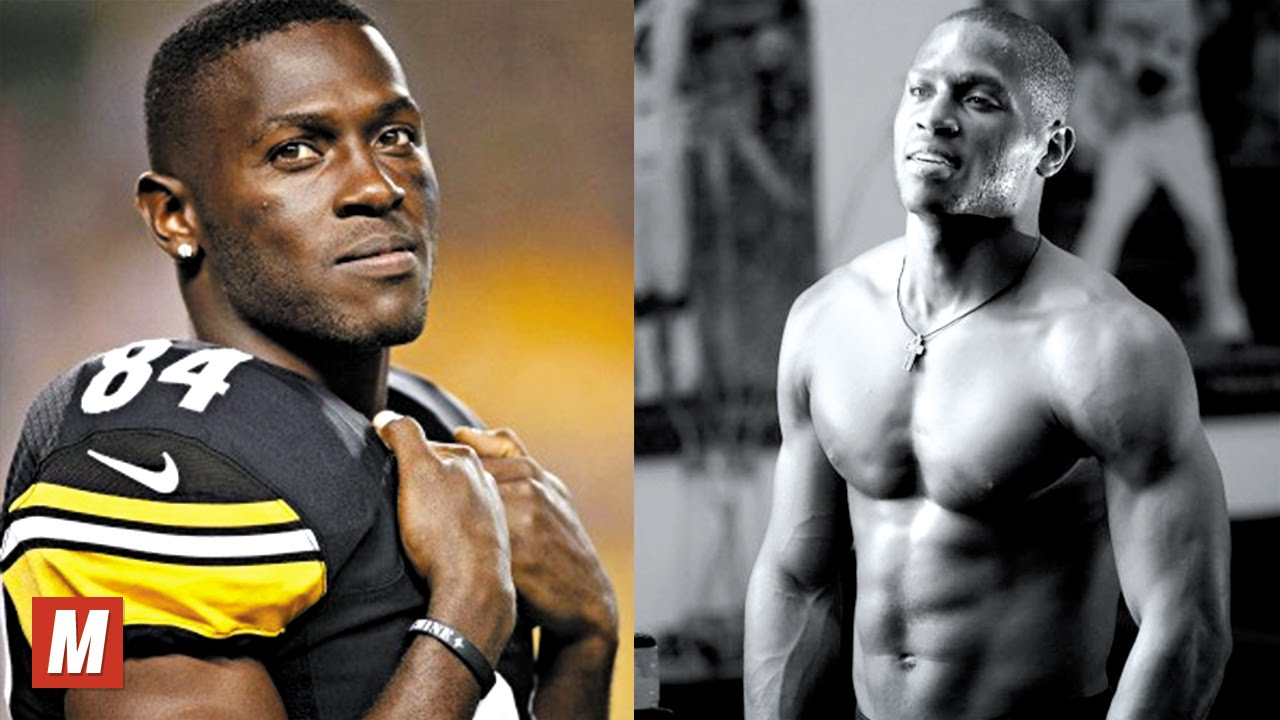 Antonio Brown Training Camp Workout Routine