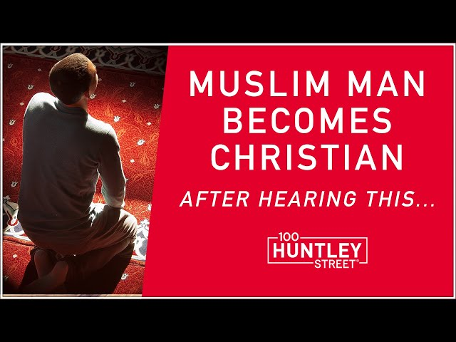 Muslim converts to Christianity in surprising way - Ahmed Abukar Testimony