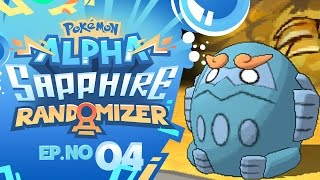 ZEN MODE WHAT?! | Pokémon Omega Ruby & Alpha Sapphire Randomizer Nuzlocke - Episode 04