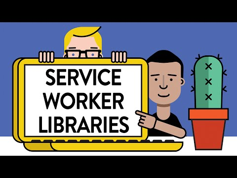 Service Worker Li Ries Totally Tooling Tips S3 E6