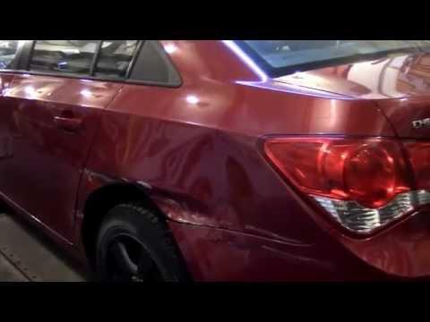 ремонт кузова авто своими руками