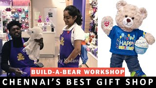Chennai's Best Gift Shop - Build-a-bear Workshop - Marina Mall Chennai - Omr   Naresh  