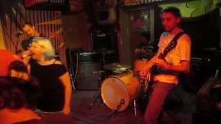 Woundead Knee - live 16.11.2014 - Liberec Azyl