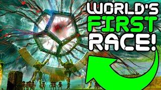 Destiny 2 - GARDEN OF SALVATION World's First Race!!