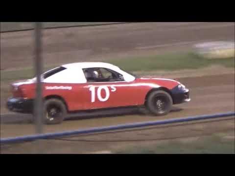 My First Race Ever at Mercer Raceway Park