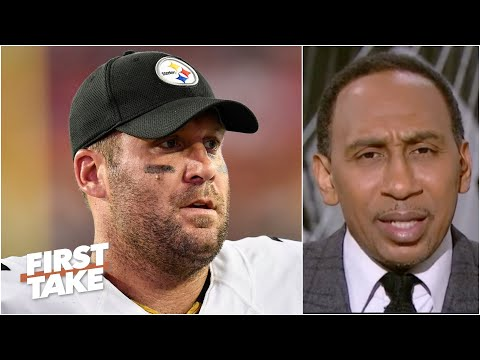 Big Ben's days are close to being over - Stephen A. after the Steelers' loss to the Browns   FT