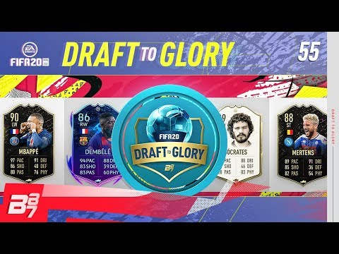 THE GOAT WITH A WONDER GOAL! | FIFA 20 DRAFT TO GLORY #55