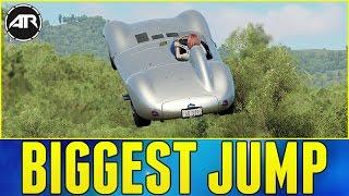 Forza Horizon 3 : Biggest Jump Ever!!