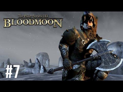 TES III: Bloodmoon - Uspokój misia! [Let's Play #7]